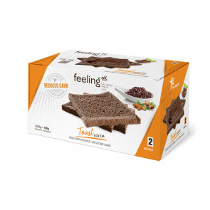 Feeling Ok Toast  Cacao box da 160g OPTIMIZE 2