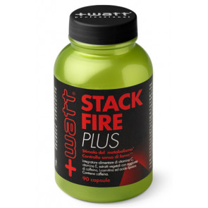 +Watt Stack Fire Plus 90 capsule